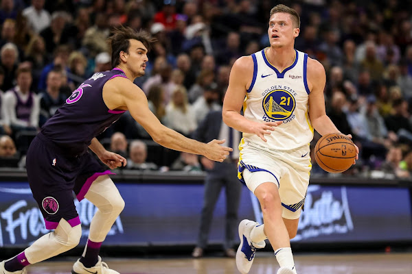 b2968129c19 Warriors takeaways  What we learned in 117-107 win over Timberwolves