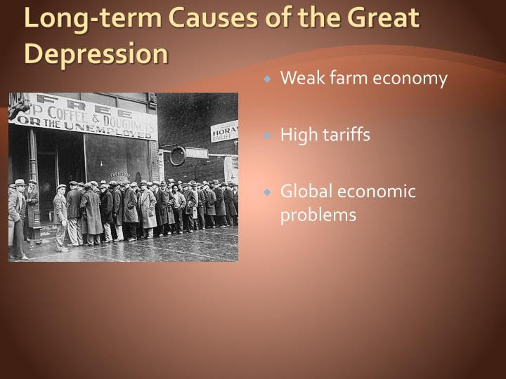 PPT - The Great Depression and New Deal, 1929-1939 ...