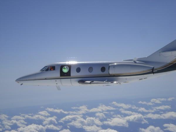 El sistema se llama la Lockheed ABC (Aero control del haz).