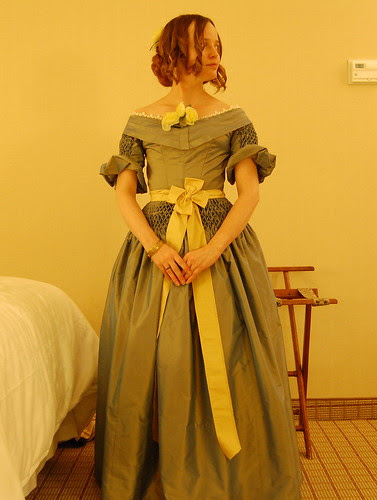 1840 Ball Gown