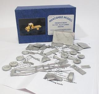 Thornycroft Kit