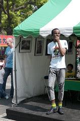 One Love Jamaica Festival, Yoyogi Park