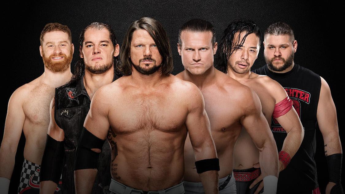 WWE MITB Match