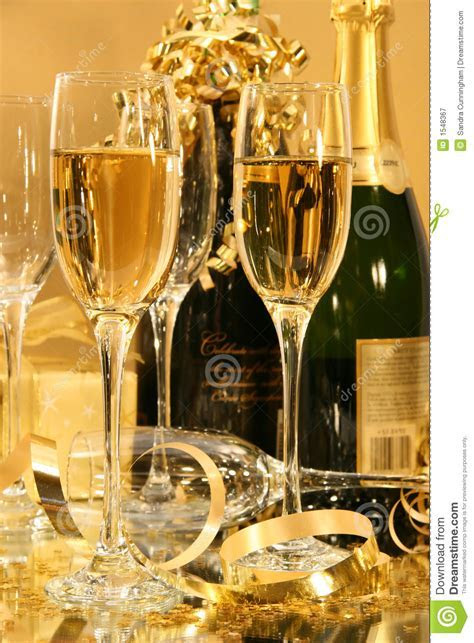 Champagne Party Royalty Free Stock Photography   Image