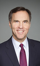 Photo - The Honourable Bill Morneau - Click to open the Member of Parliament profile