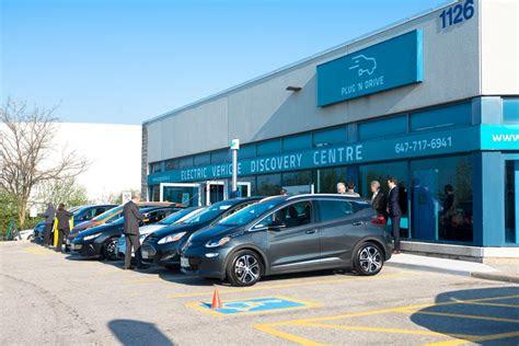 canada electric car news ev discovery centre