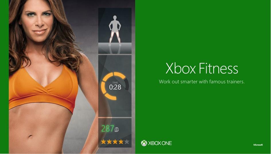 Xbox Fitness 7