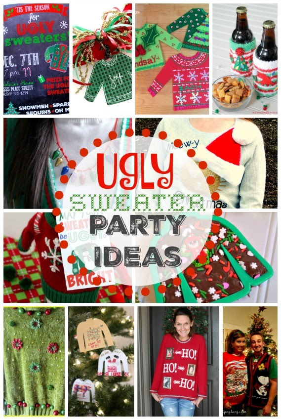 November 2015occasionally crafty november 2015 13 ugly sweater party ideas from top bloggers solutioingenieria Choice Image