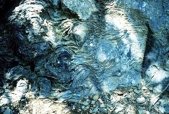 estromatolitos, stromatolites, Estromatolitos precámbricos