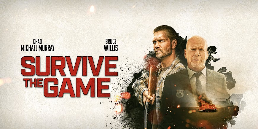 Survive the Game (2021) HD Movie English Full Stream Online