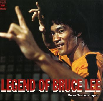 LEE, BRUCE legend of bruce lee
