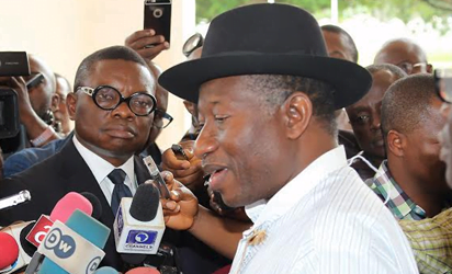 2019: Jonathan reveals what becomes of PDP after convention