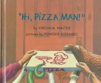 "Cover Art for ""Hi, pizza man!"""