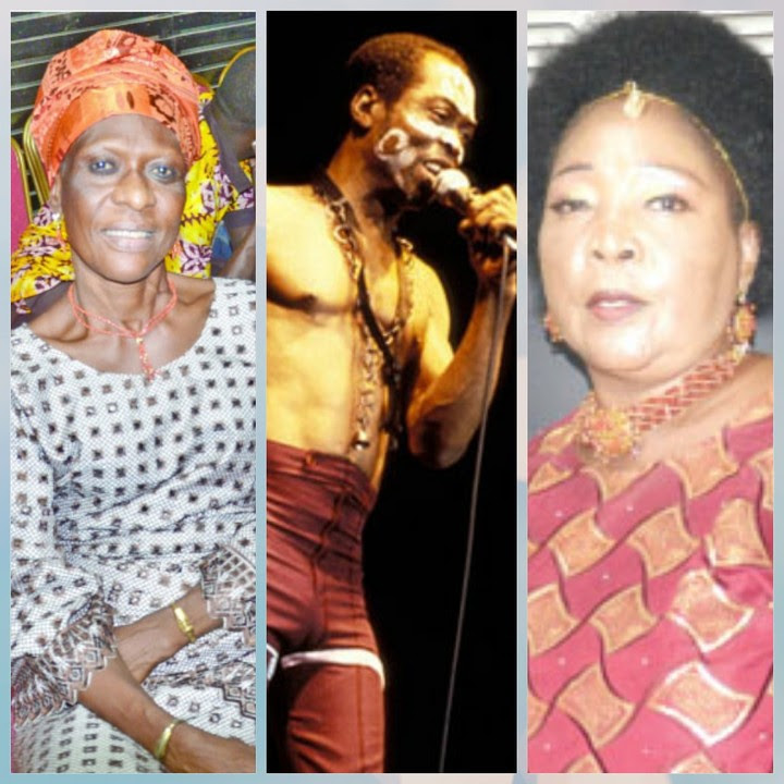"""Fela Didn't Die Of AIDS"" - Wives Open Up On Fela, Sex & Weed (Photos)"