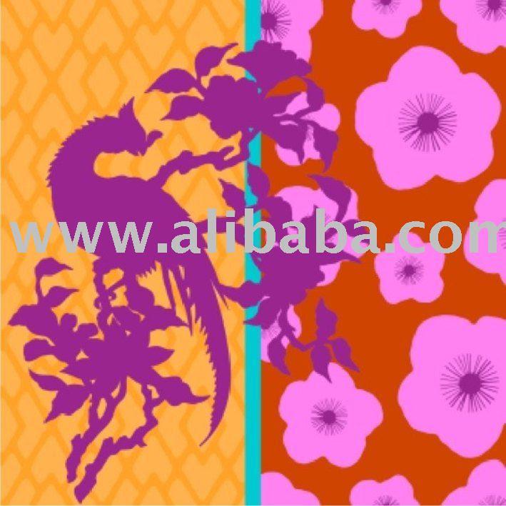 decorated tissue napkins