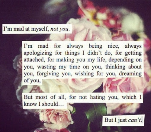 Im Mad At Myself Pictures Photos And Images For Facebook Tumblr