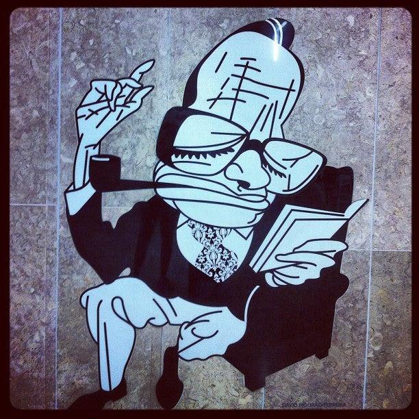 Arte no Metro de Lisboa