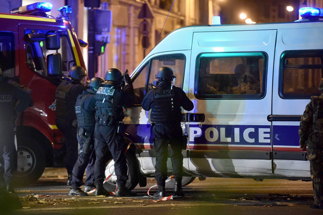 Serangan di Paris Menggemparkan Dunia!