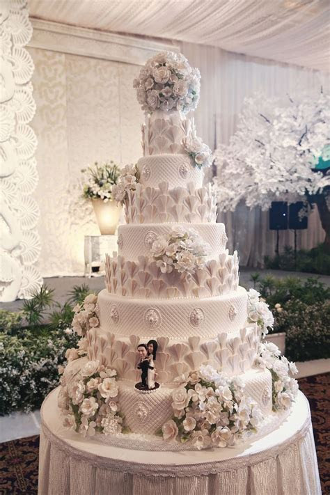276 best The Ultimate Wedding Cakes, etc. images on
