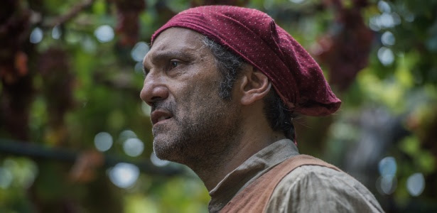 """Domingos Montagner interpretava Santo na novela """"Velho Chico"""""""
