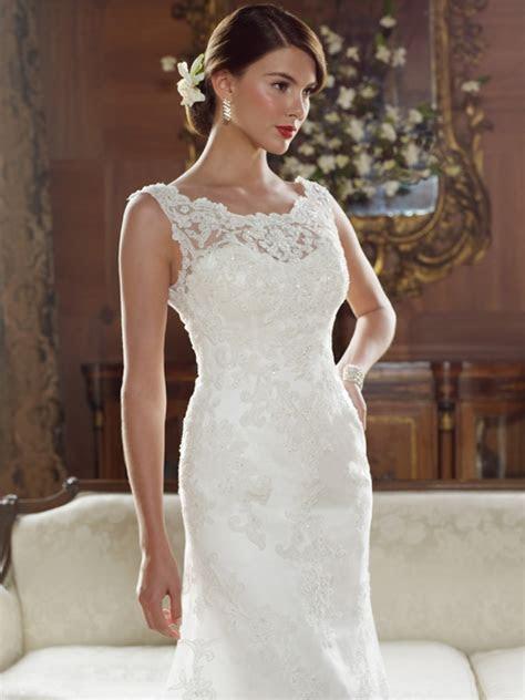 Elegant Lace Wedding Dresses Bridal Gowns Cheap 1901001