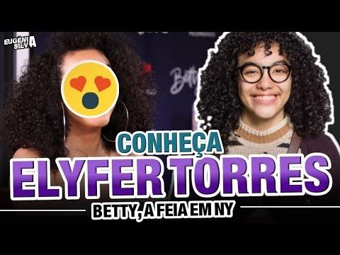 Conheça Elyfer Torres, protagonista de Betty, a Feia em NY | por Eugênia Silva
