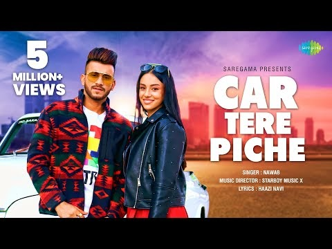 Car Tere Piche - Meaning In Hindi - Nawaab