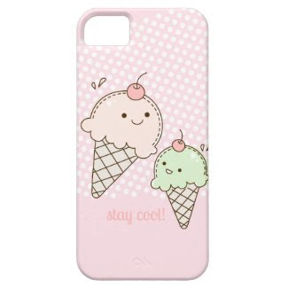 Stay Cool! iPhone 5 Cover