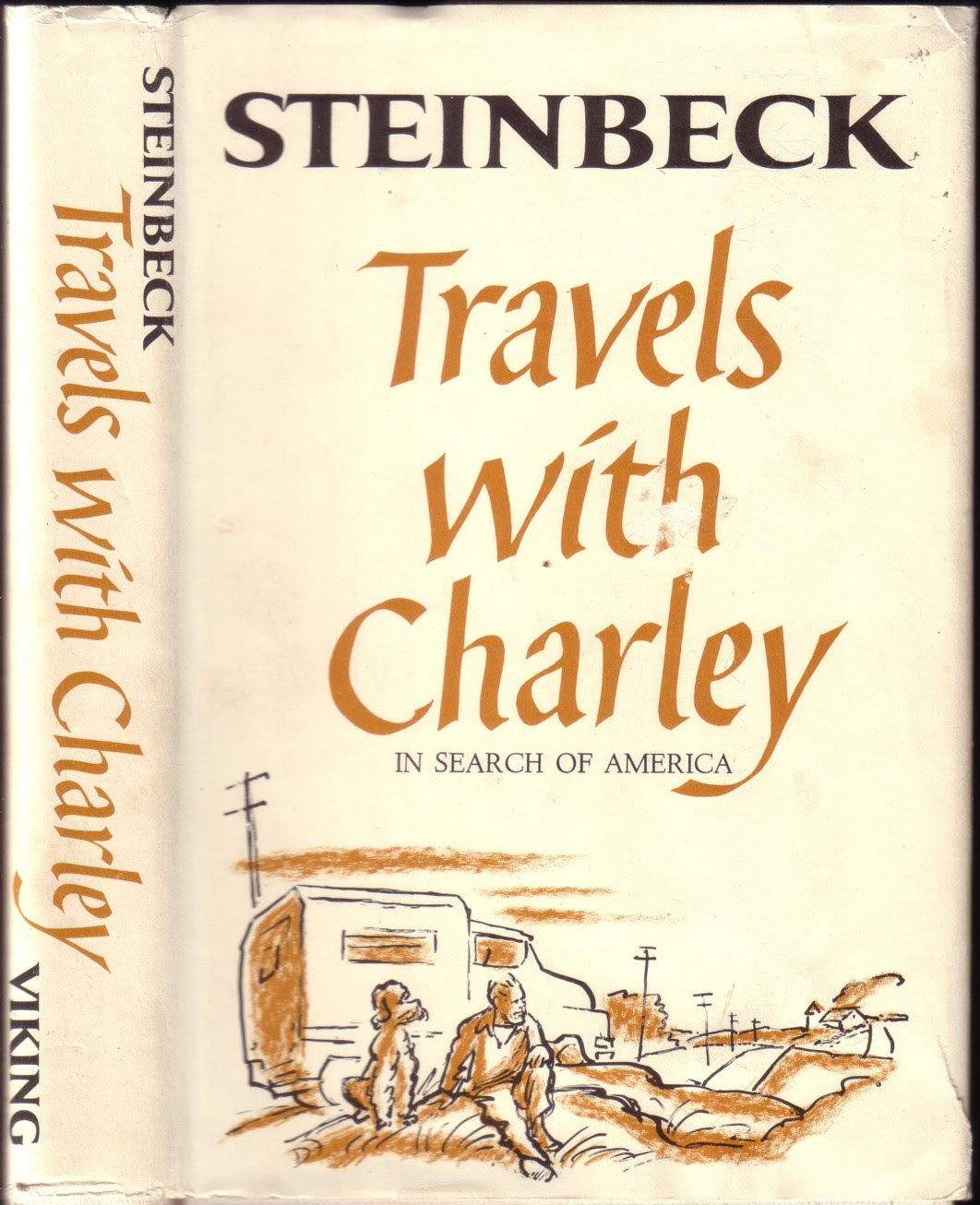 Image result for travels with charley