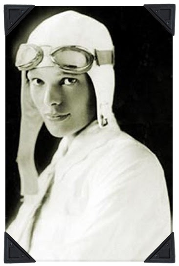 Sally Jane Vintage: Amelia Earhart