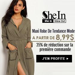 SheIn -Your Online Fashion Maxi Dress