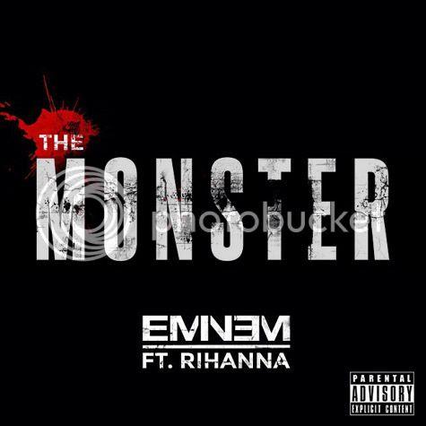 New Music: Eminem feat. Rihanna – 'The Monster'...