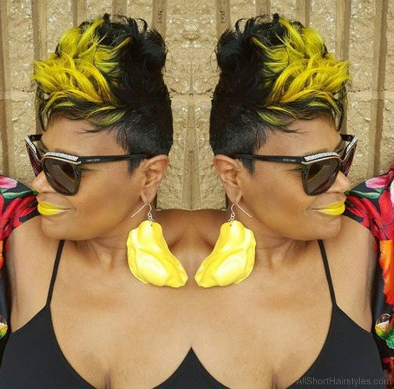 Short Spiky Hairstyles For Black Hair The Best Drop Fade Hairstyles