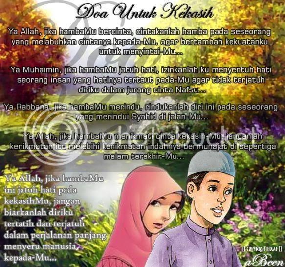 doa kekasih Pictures, Images and Photos