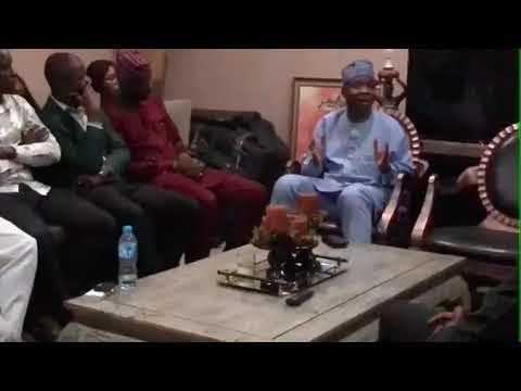 'How I Cut Lagos-Ibadan Expressway Budget' – Saraki (Video)