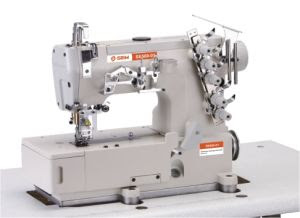 High-Speed Interlock Sewing Machine (SE500-01/02)