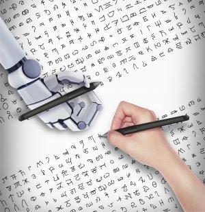 Programa aprende a escrever e passa no Teste de Turing Visual