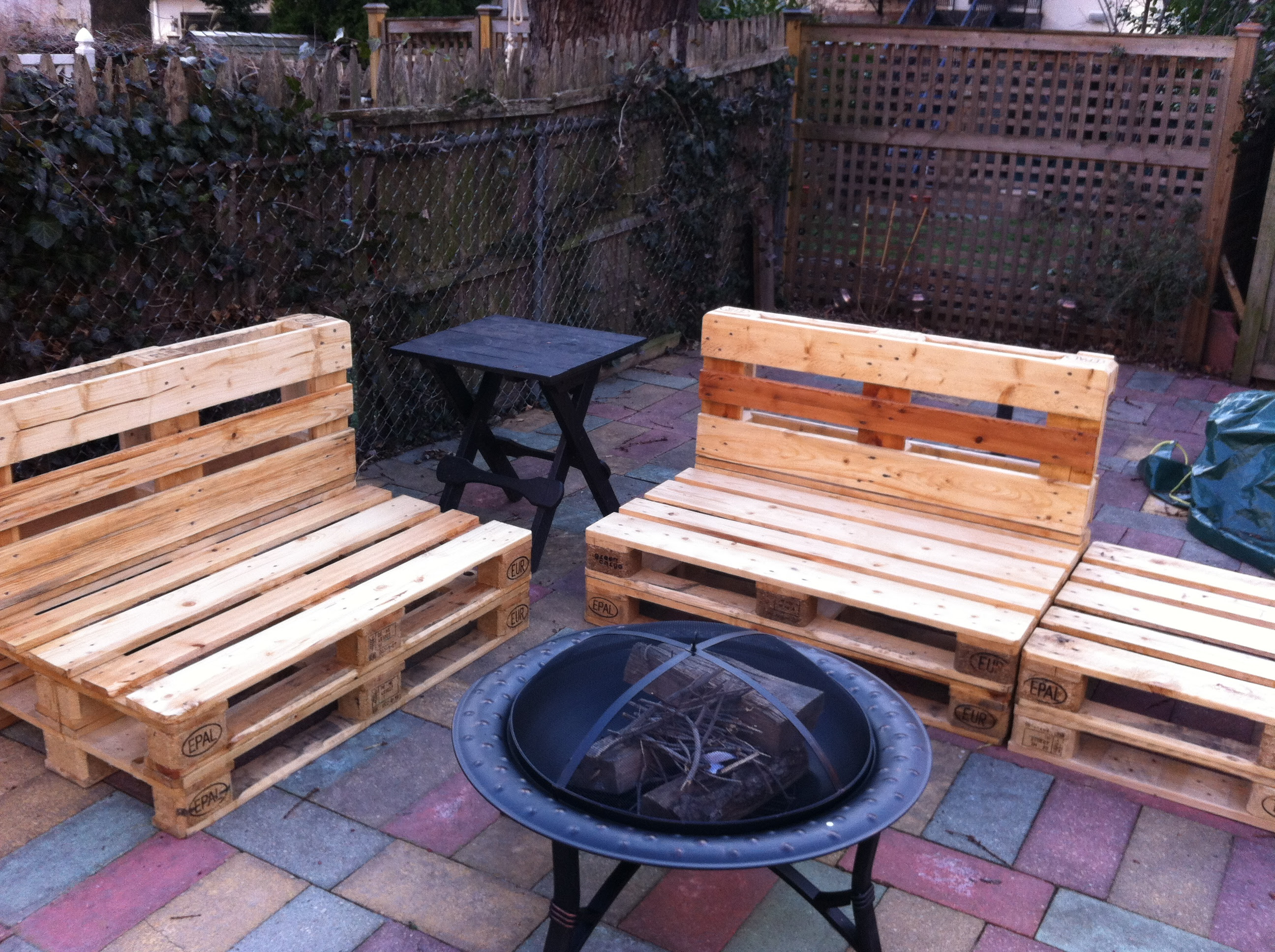 PDF How to make patio chairs out of pallets DIY Free Plans ...