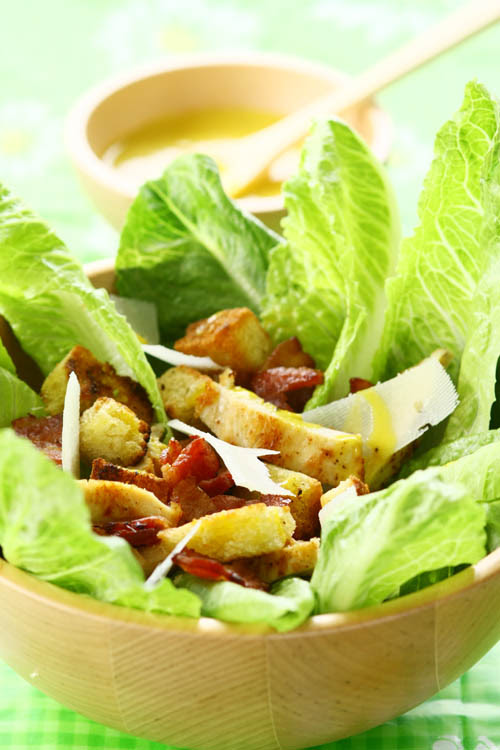 De salade van nonkel Cesar