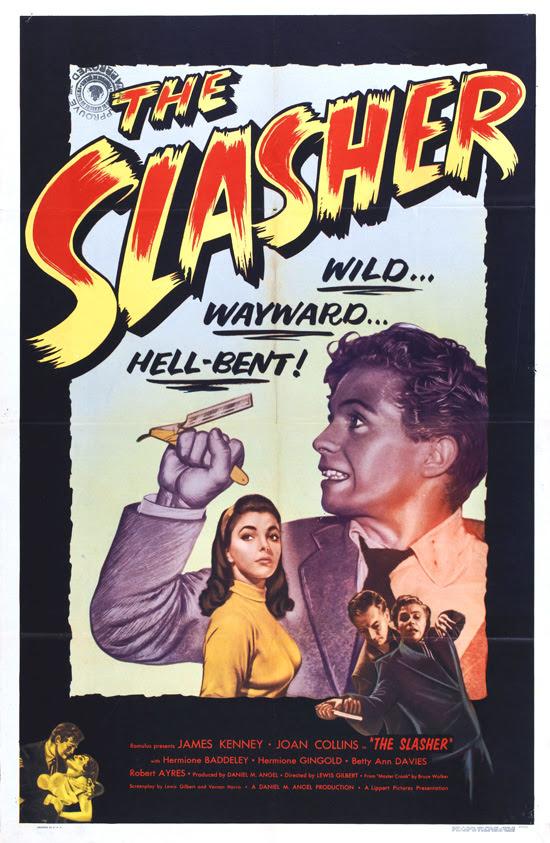 affiche vintage film horreur 1950 12 Affiches de films dhorreur des années 50  design