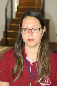 Samara Cristina Sossai, diretora da Emef Olímpio Cruz.