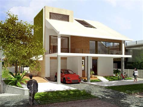 simple modern house architecture  minimalist design