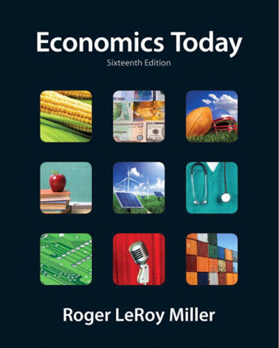 Economics Today, 16th Edition
