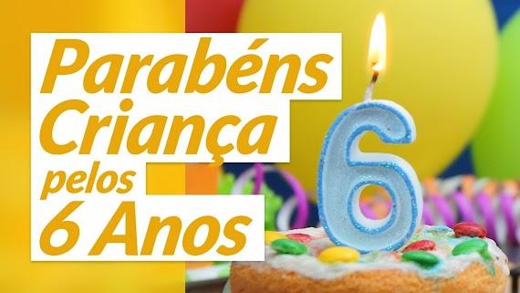 Frases De Feliz Aniversario Para Filha De 6 Anos