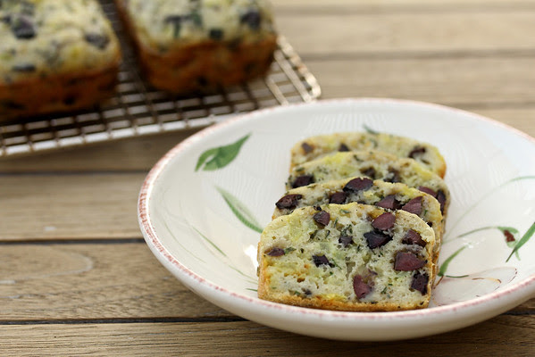 Kalamata Olive and Oregano Mini Loaves from Karen's Kitchen Stories