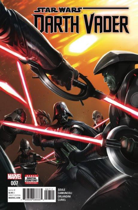 Star Wars - Darth Vader #7