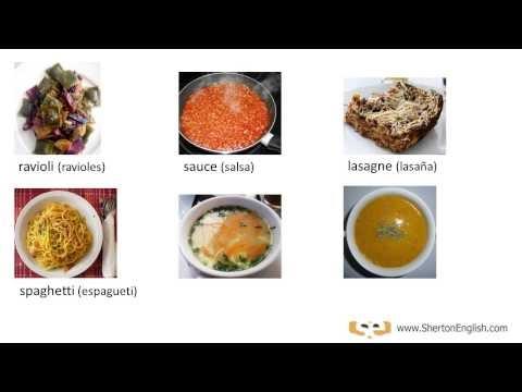 Vocabulario de ingl s los alimentos en ingl s - Alimentos en ingles vocabulario ...