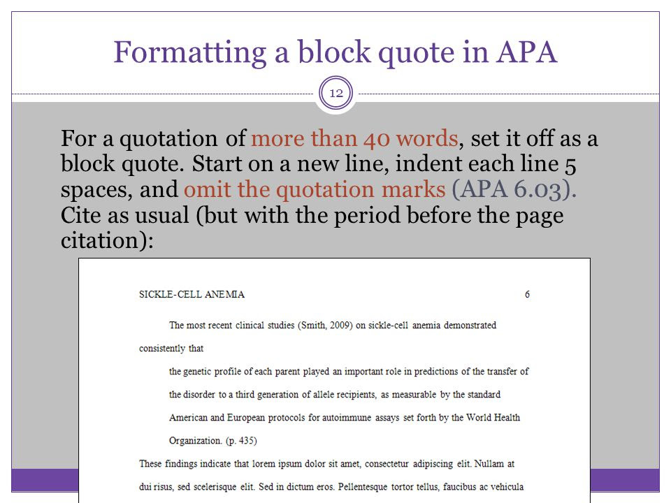 APA STYLE Some basic elements  ppt video online download