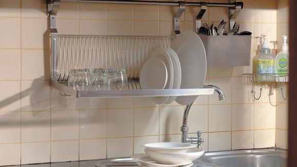 Rak Dapur Cuci Piring | Ide Rumah Minimalis