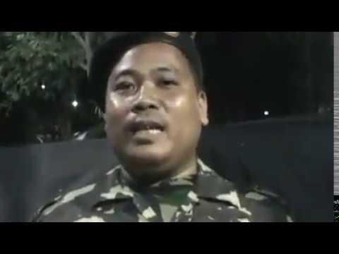 [VIDEO] Beredar Video yang Menunjukkan Banser Melarang Bendera Tauhid Dipublikasikan